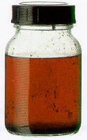 Standard Heizöl im gealterten Zustand